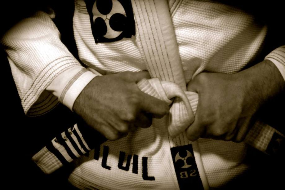 The white belt mentality